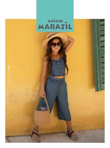Marasil Cyprus. Kατάλογος «Άνοιξη - Καλοκαίρι 2020» με παιδικά ρούχα