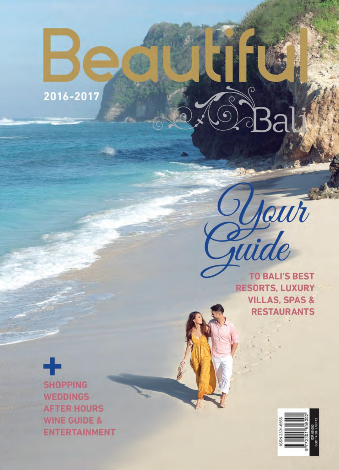 Beautiful Bali 2016 2017 By Exquisite Media Issuu