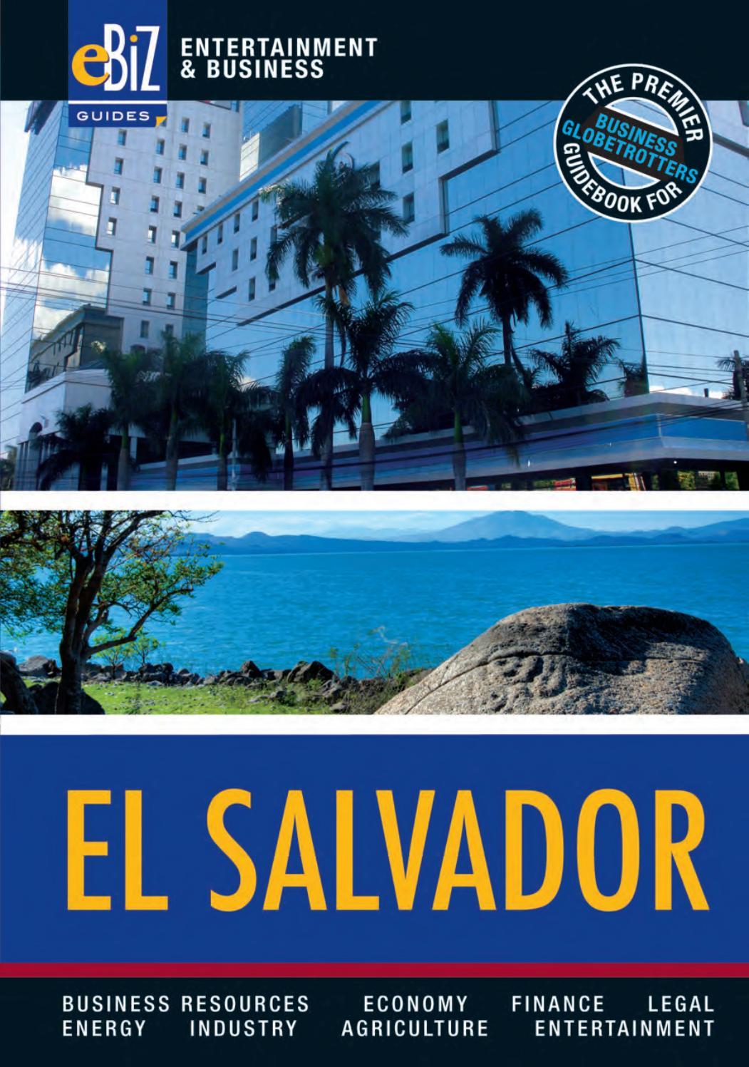 Ebizguides El Salvador By Ebizguides Issuu