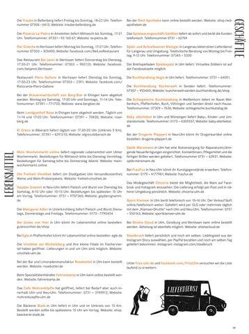 Page 5 of DIE SIND FÜR DICH DA!
