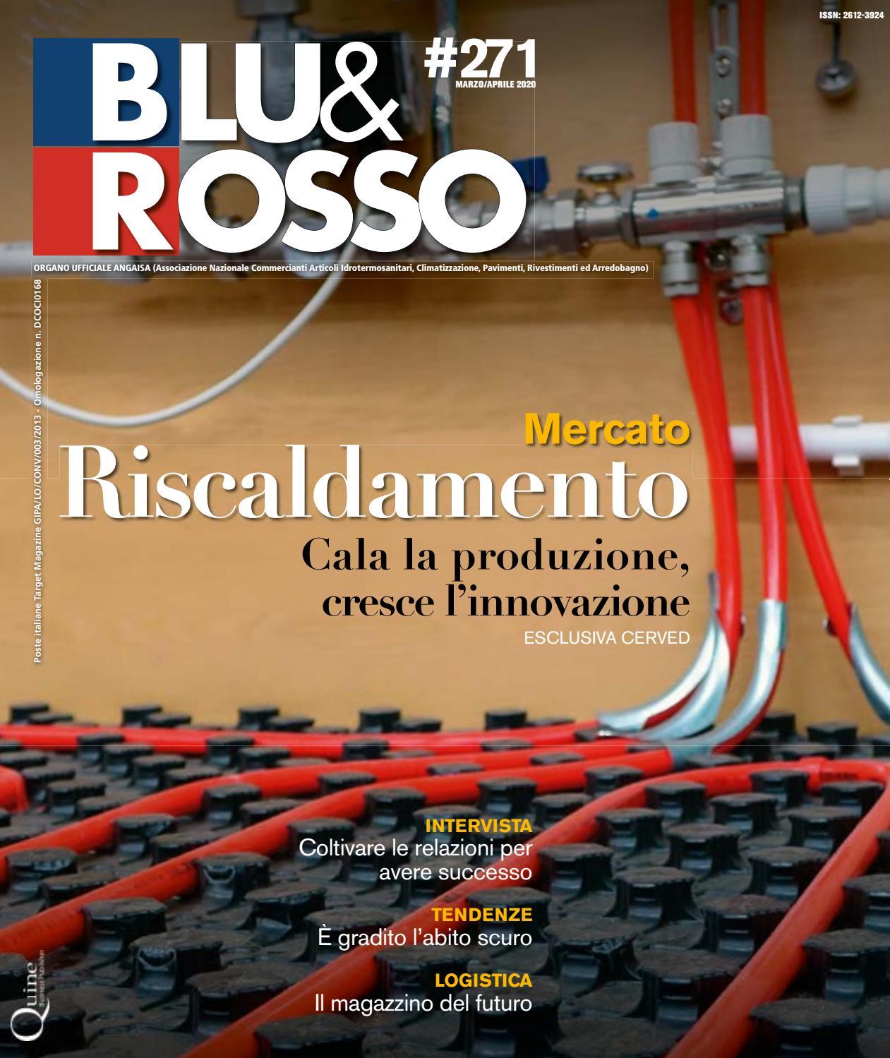 Carboni Correggio Arredo Bagno.Blu Rosso N 271 Marzo Aprile By Quine Business Publisher Issuu