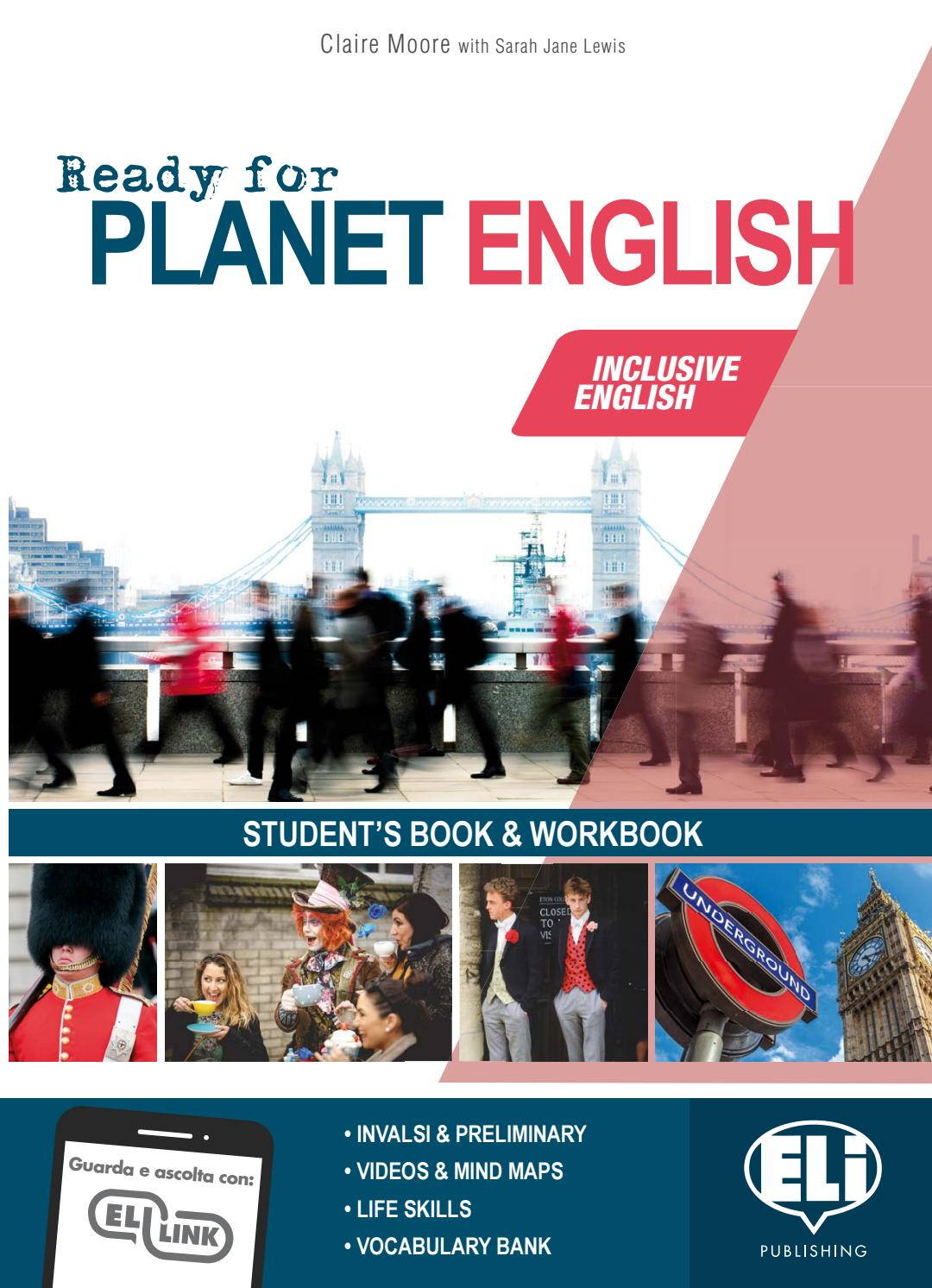 Lavoro A Manchester 2017 ready for planet english by eli publishing - issuu