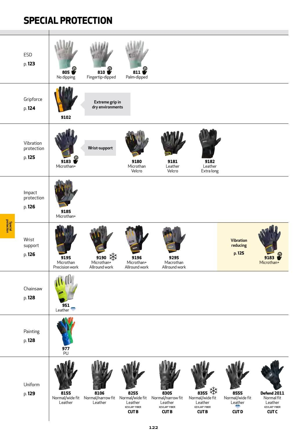 Ejendals Main Catalogue 2020 EN page 122