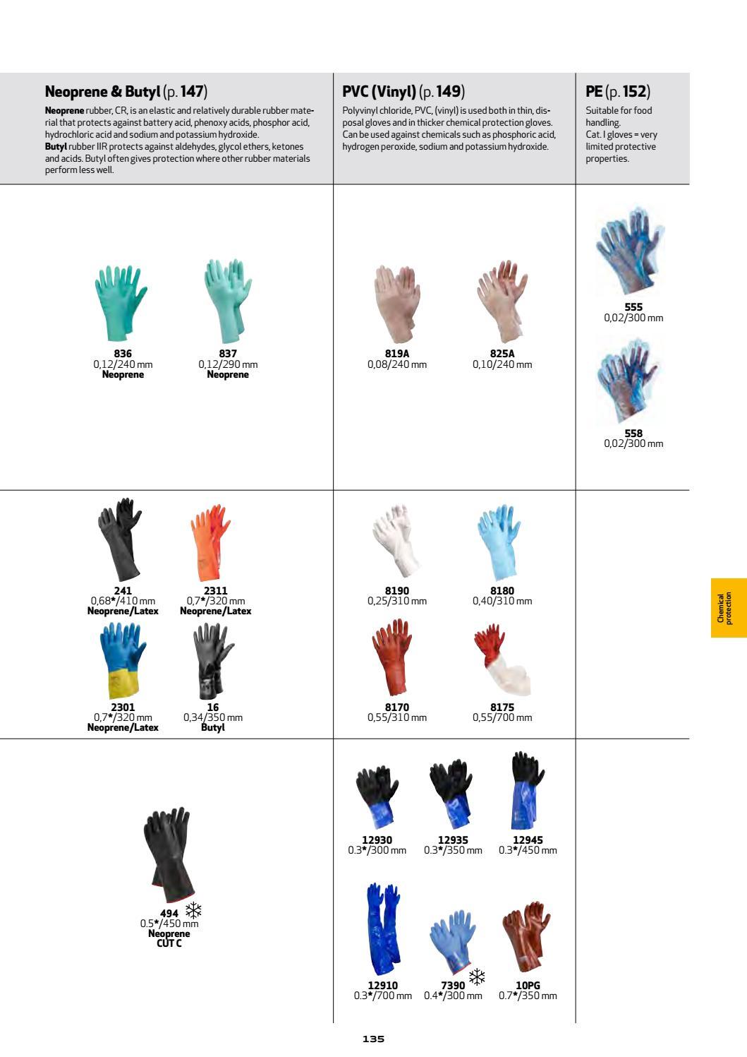Ejendals Main Catalogue 2020 EN page 135
