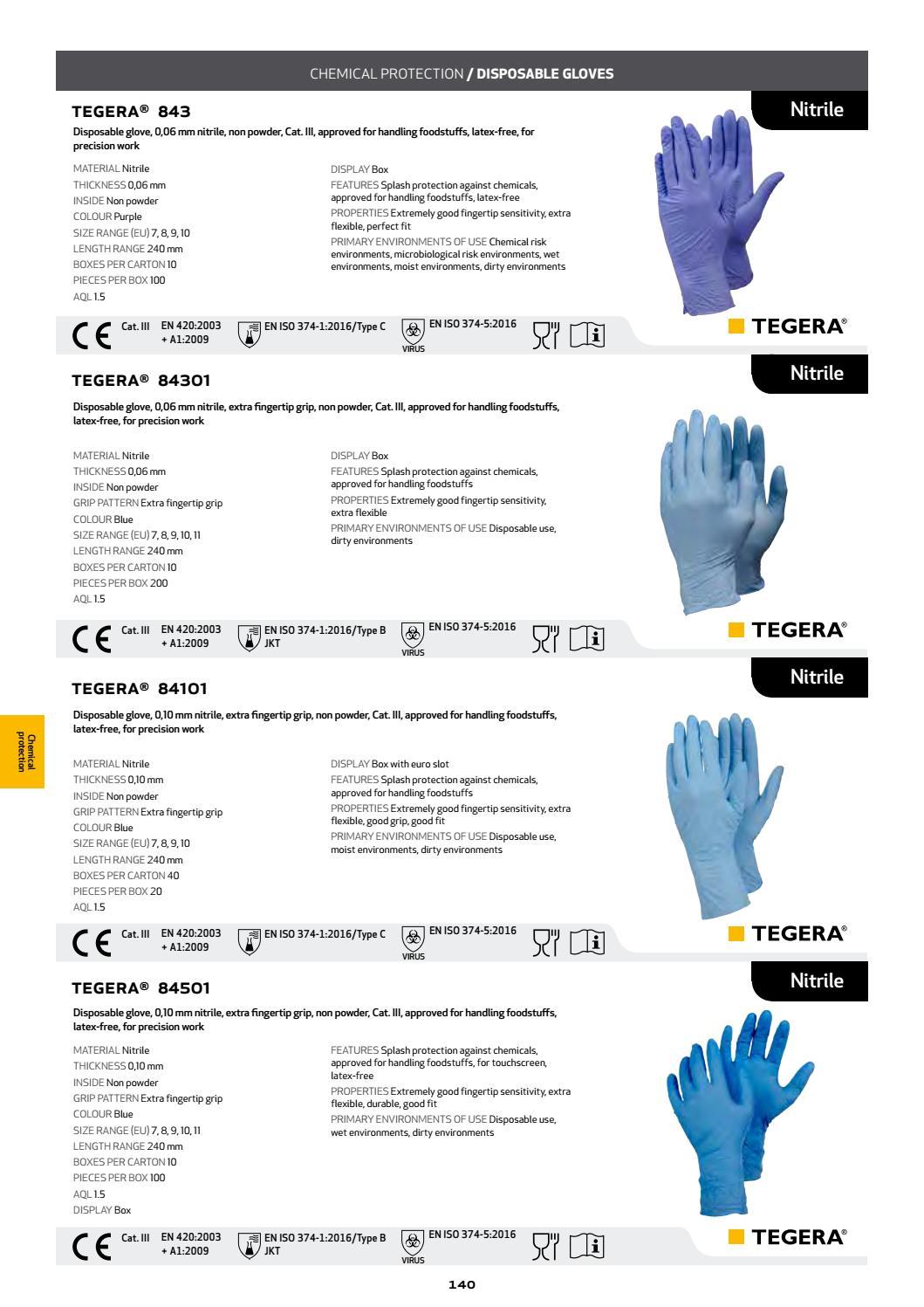 Ejendals Main Catalogue 2020 EN page 140