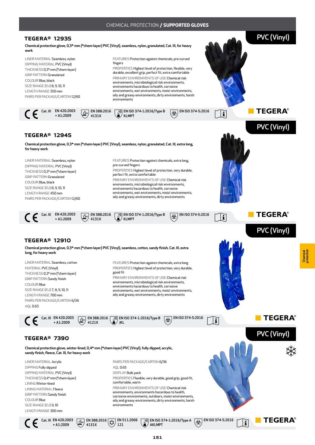 Ejendals Main Catalogue 2020 EN page 151