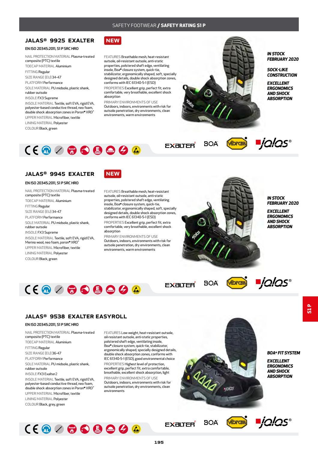 Ejendals Main Catalogue 2020 EN page 195