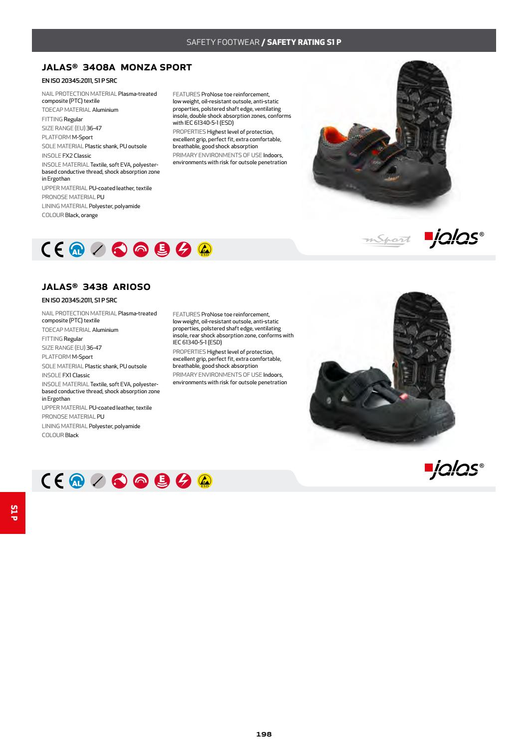 Ejendals Main Catalogue 2020 EN page 198