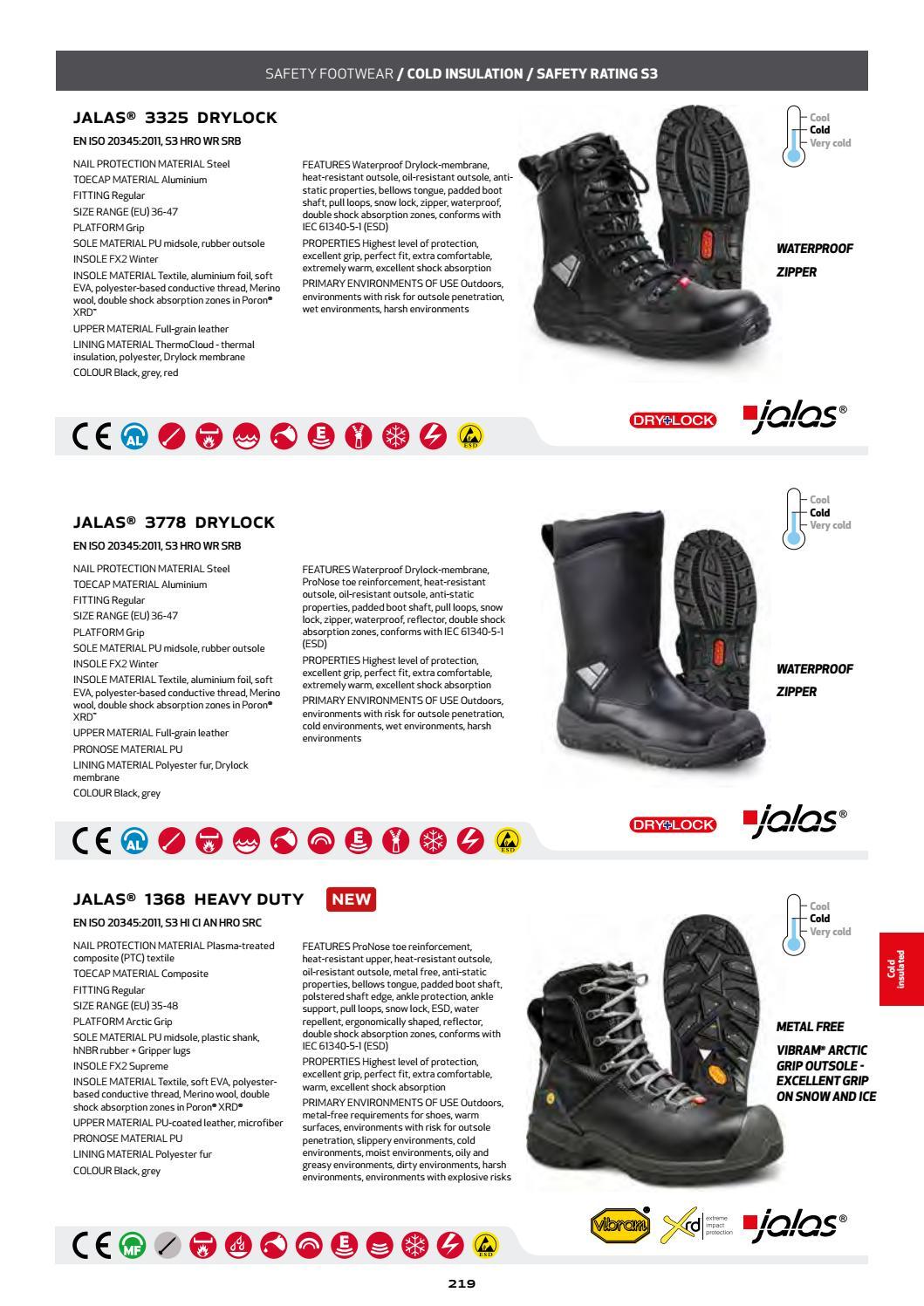 Ejendals Main Catalogue 2020 EN page 219