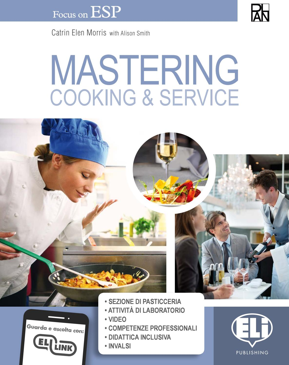 Programmi Tv Di Cucina Americani mastering cooking and service by eli publishing - issuu