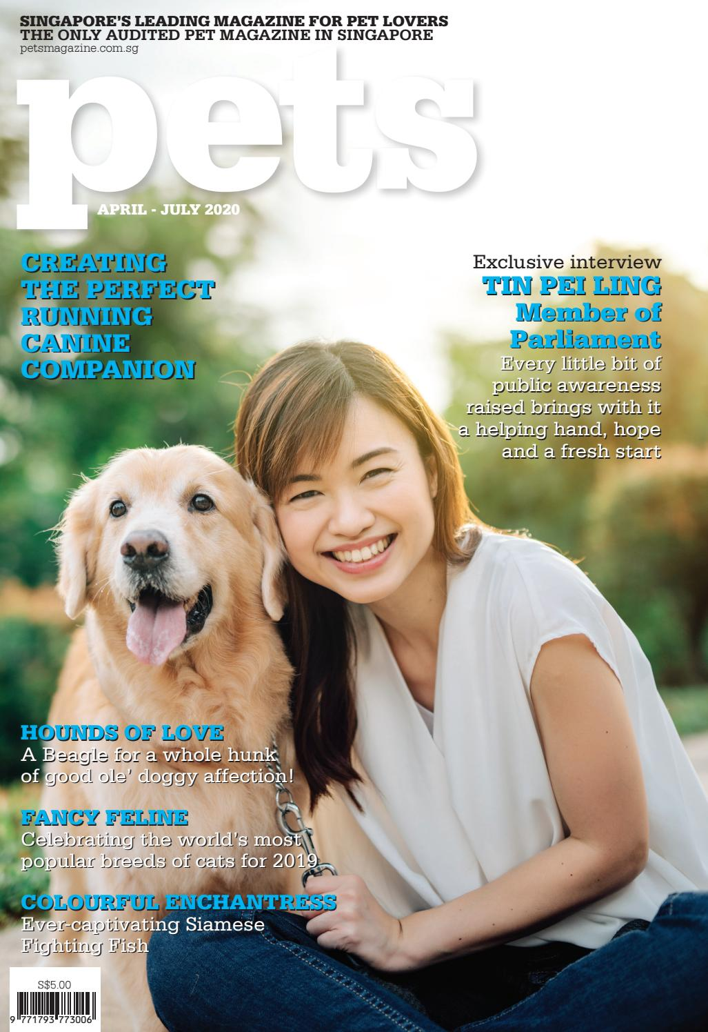 80th Issue By Petsmagazinesg Issuu