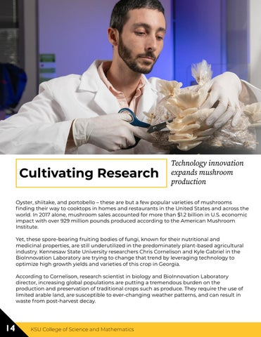 Page 14 of Cultivating Research