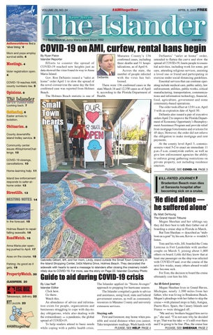 The Islander Newspaper E-Edition Wednesday, April. 8, 2020 by The ...