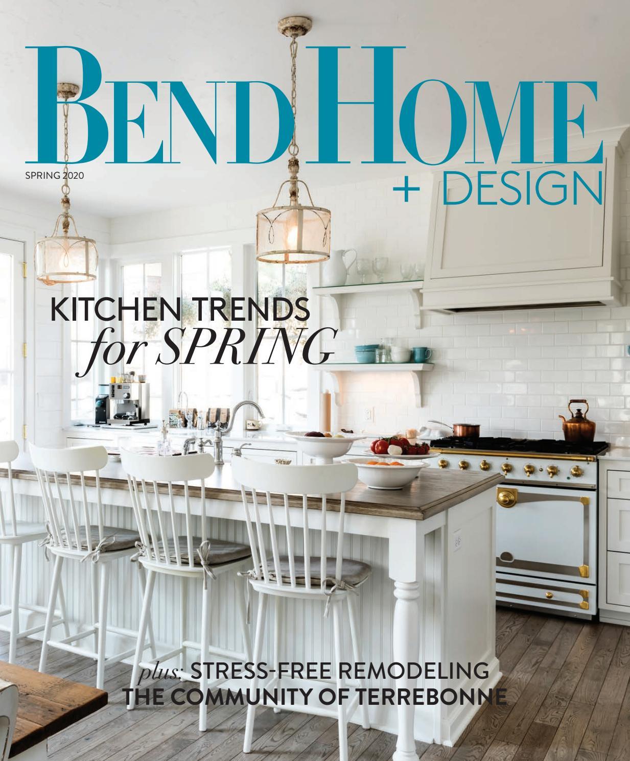 Bend Home Design Spring 2020 By Oregon Media Issuu