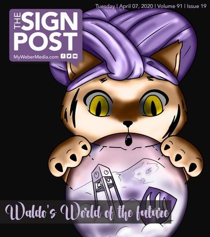 The Signpost - Waldo's World 2020