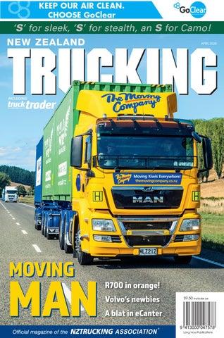 New Zealand Trucking April 2020 By Nztrucking Issuu