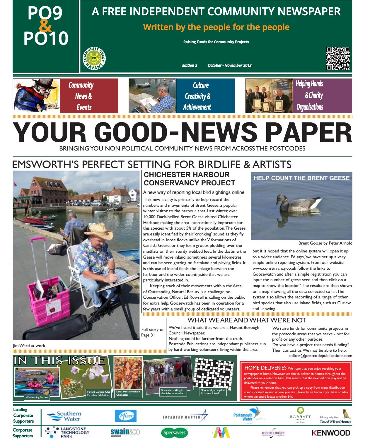 Po9 Po10 Edition 03 By Postcode Publications Issuu