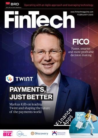 FinTech Magazine - February 2020