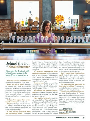 Page 25 of BEHIND THE BAR