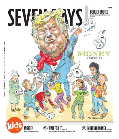 Seven Days April 8 2020 By Seven Days Issuu