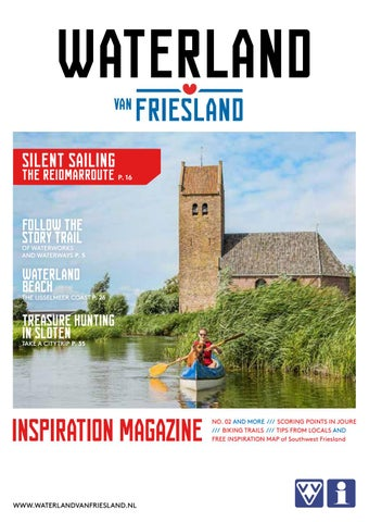 Waterland van Friesland Cover