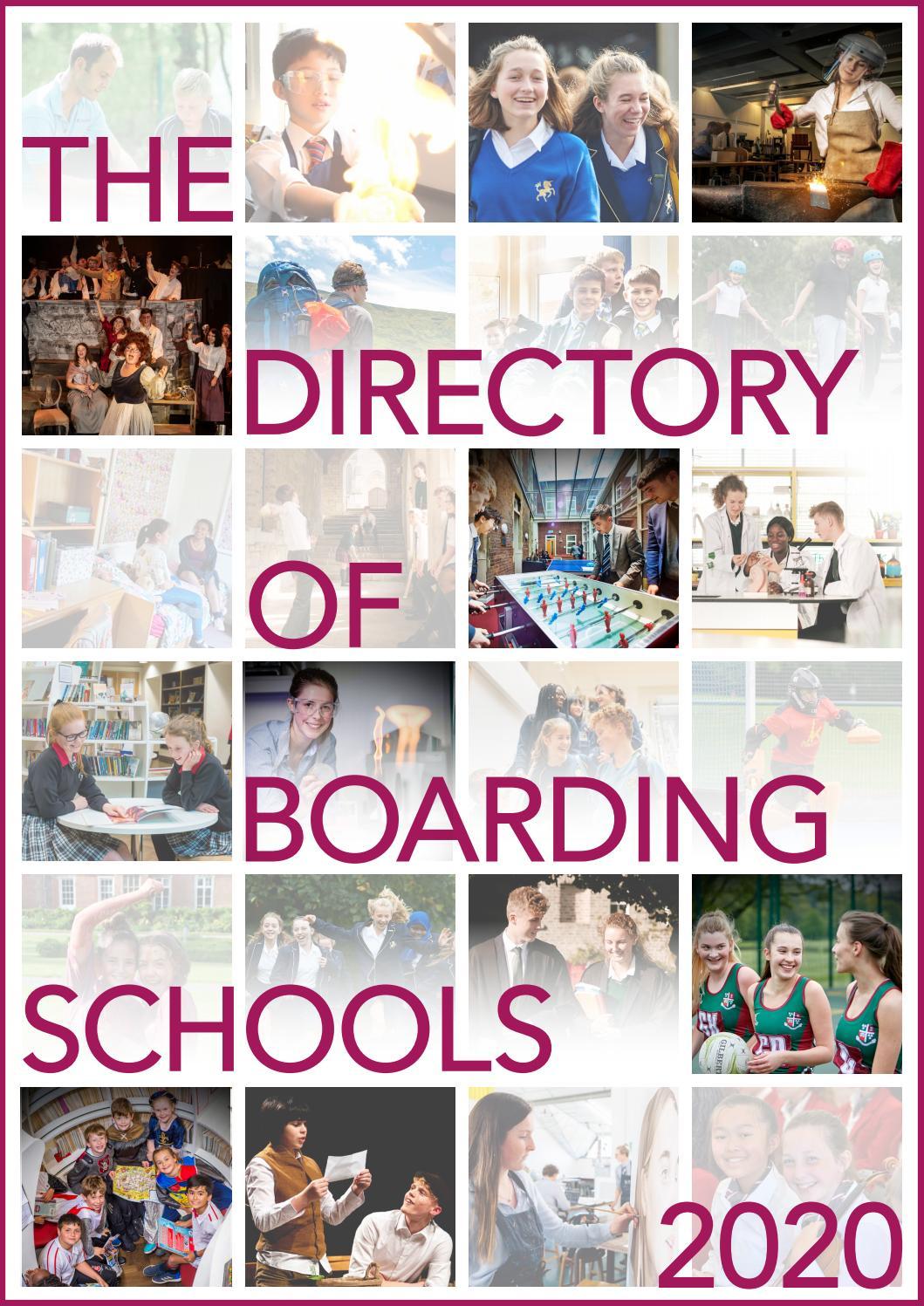 Boarding Schools Directory 20 by Lance Publishing   issuu