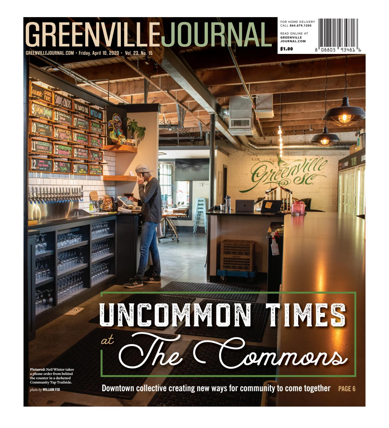 Goossens Design Bank.April 10 2020 Greenville Journal By Community Journals Issuu
