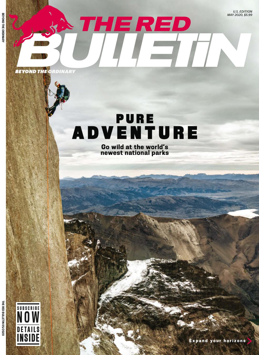 The Red Bulletin US 20/20 by Red Bull Media House   issuu