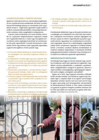 Page 27 of Istentiszteleti ajánlások krízishelyzetre