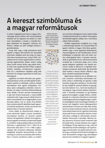 Page 35 of A kereszt szimbóluma és a magyar reformátusok