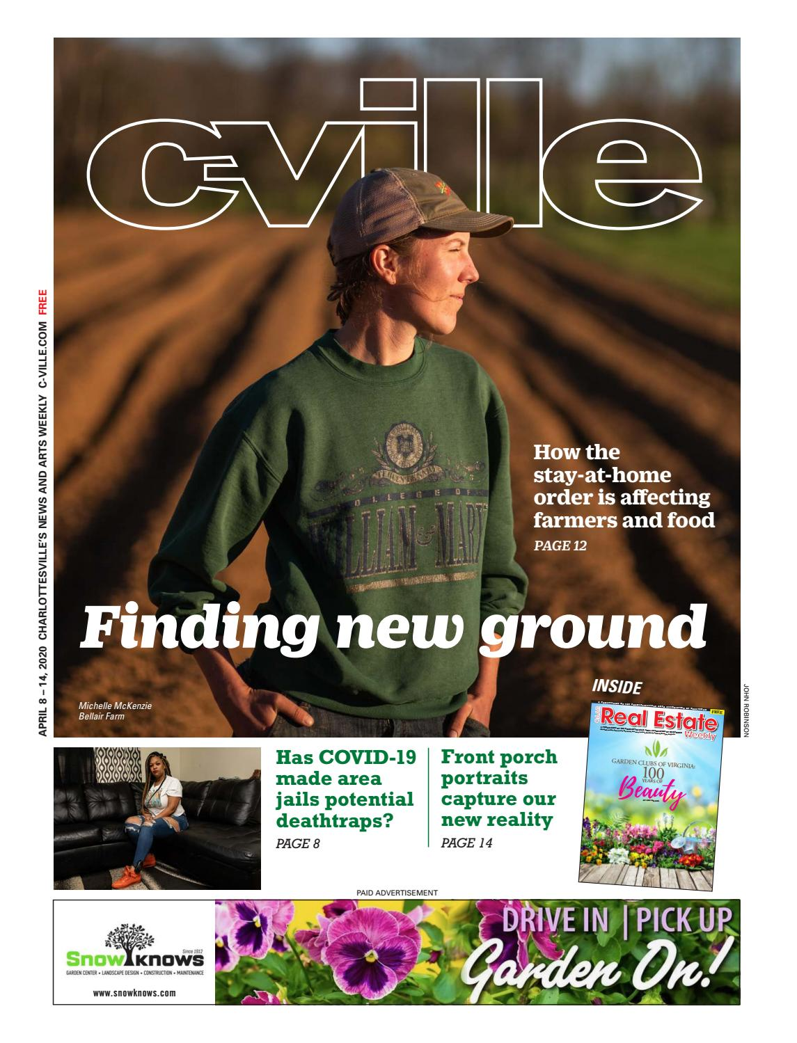 Christmas Free Meal 2020 Charlottesville C VILLE Weekly | April 8 – 14, 2020 by C VILLE Weekly   issuu
