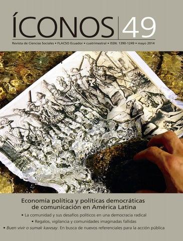 Economia Politica Y Politicas Democraticas De Comunicacion En America Latina By Iconosflacso Issuu