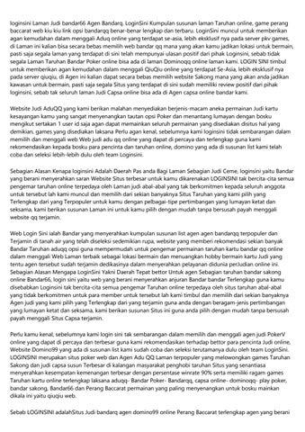 Daftar Web Judi Qiu Qiu Online Aduqq Teraman Se Asia By M8iqemo152 Issuu