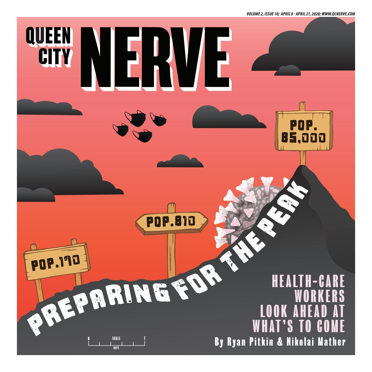 Queen City Nerve April 8 2020 By Queen City Nerve Issuu