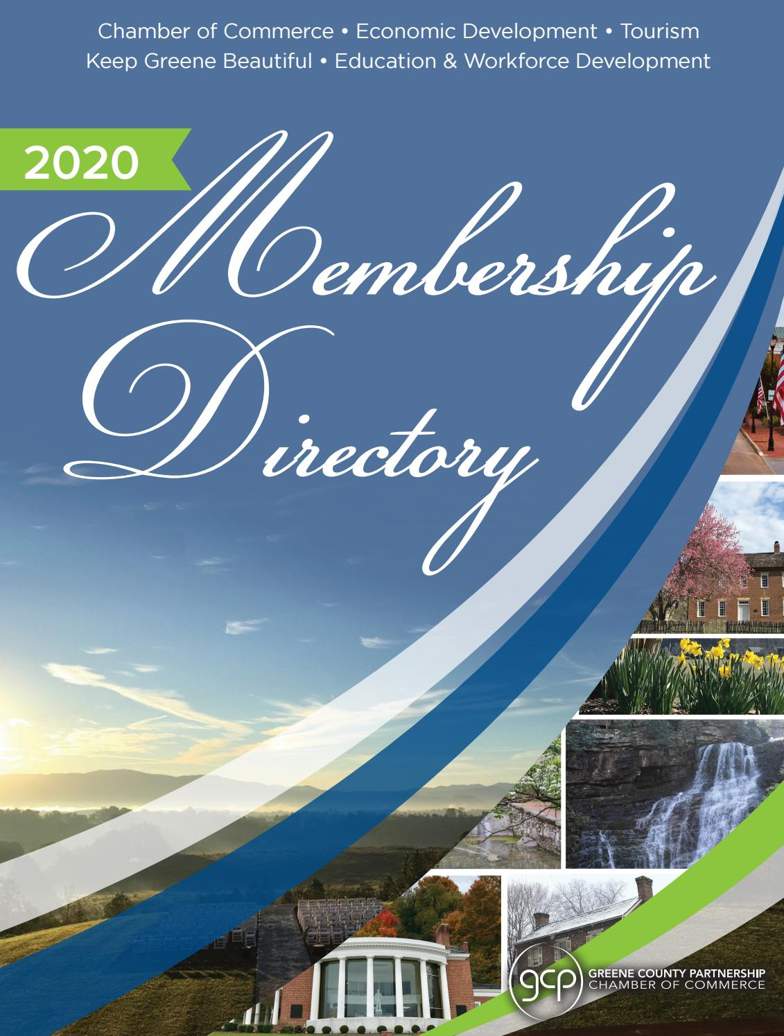 Harry Greeneville Tn Halloween 2020 Greene County Partnership Directory 2020 by The Greeneville Sun