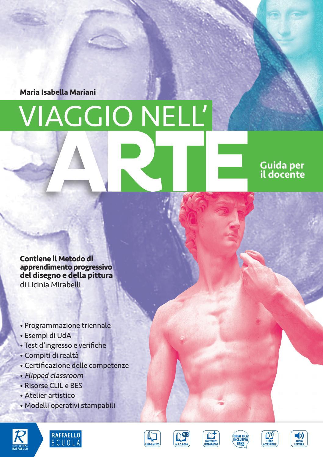 Viaggio Nell Arte Guida Per Il Docente By Gruppo Editoriale Raffaello Issuu