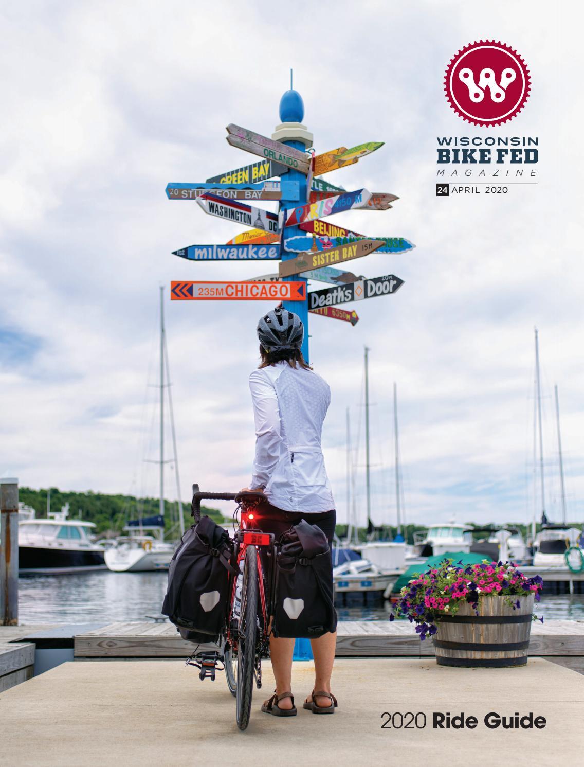 Wisconsin Bike Fed Magazine Ride Guide Edition Spring 2020 By Wisconsin Bike Fed Issuu
