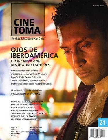 Cine Toma 21 By Paso De Gato Issuu