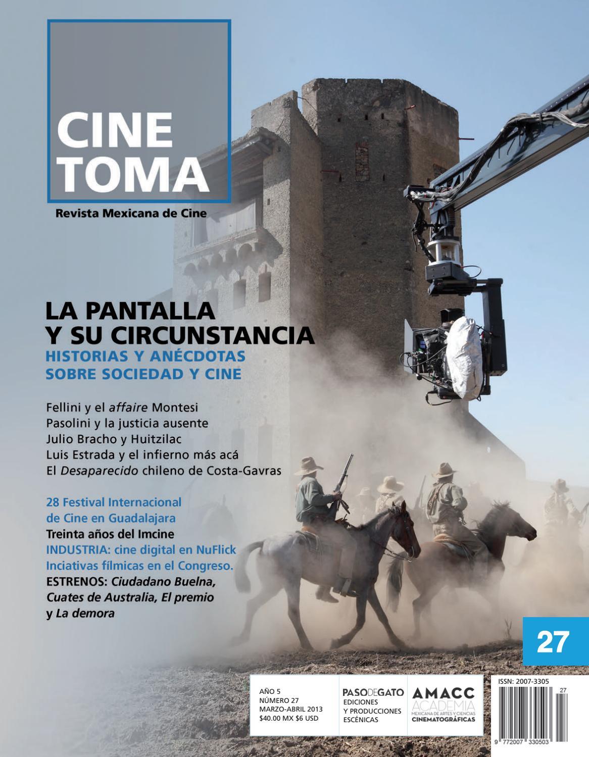 Pelicula porno en el congreso Cine Toma 27 By Paso De Gato Issuu