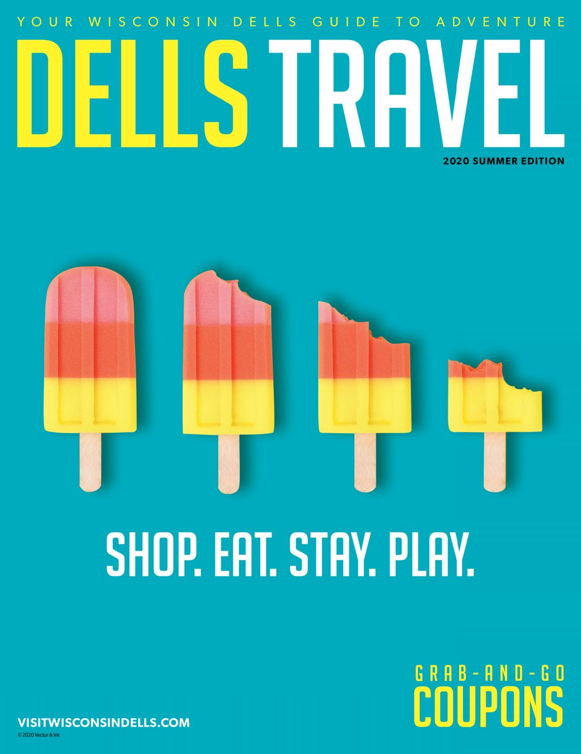 Dells Travel 2020 Summer Edition By Vector Ink Issuu