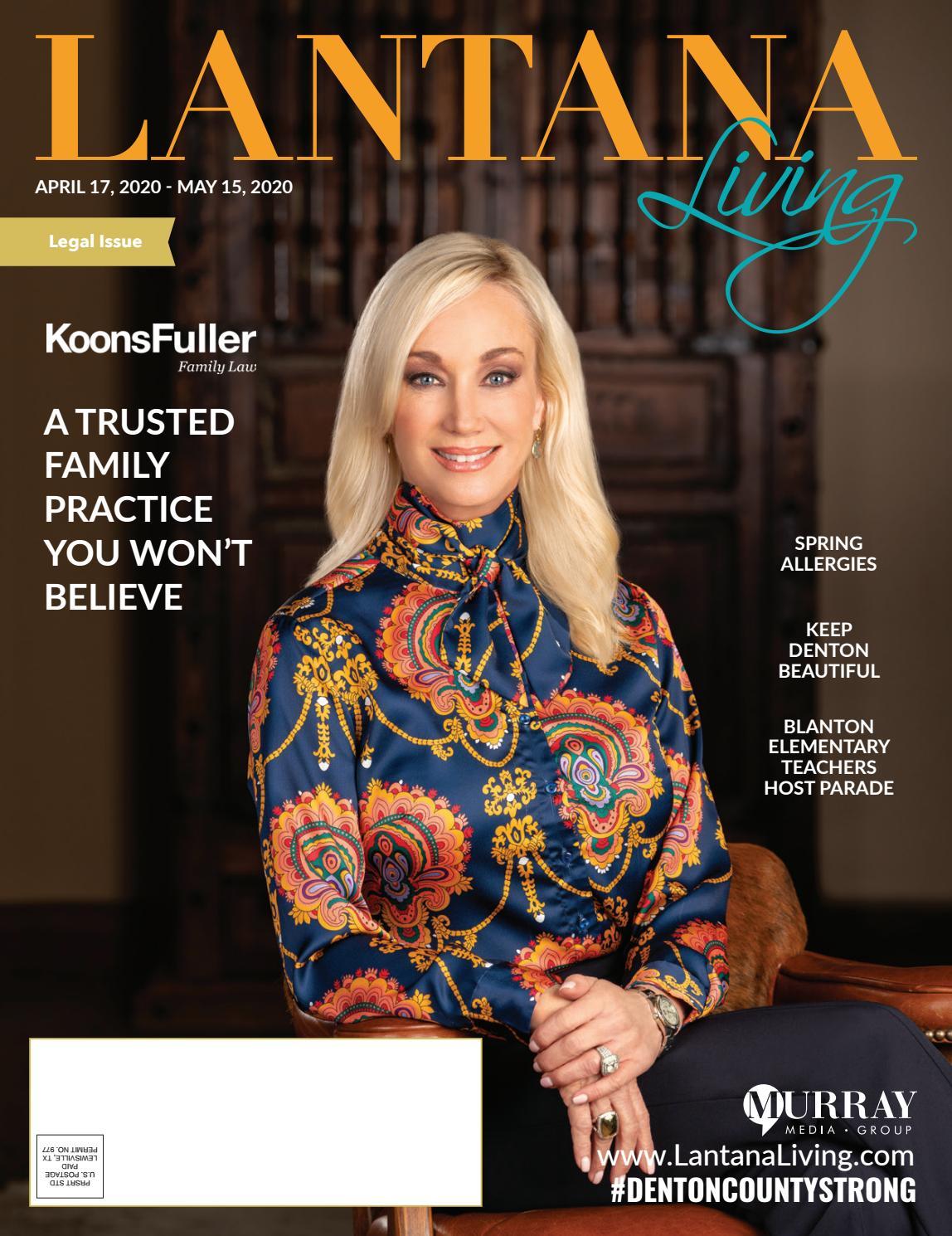 Lantana Texas Halloween 2020 Lantana Living Magazine April 2020 by Murray Media Group   issuu
