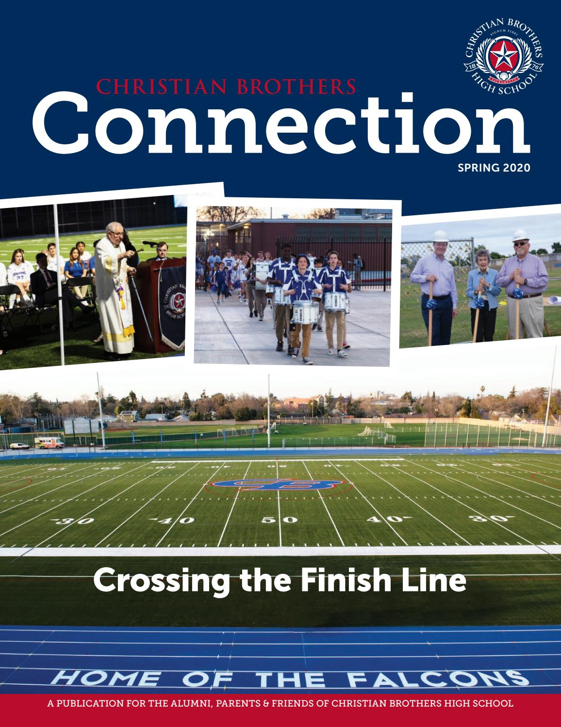 Connection Magazine Spring 2020 By Christian Brothers High