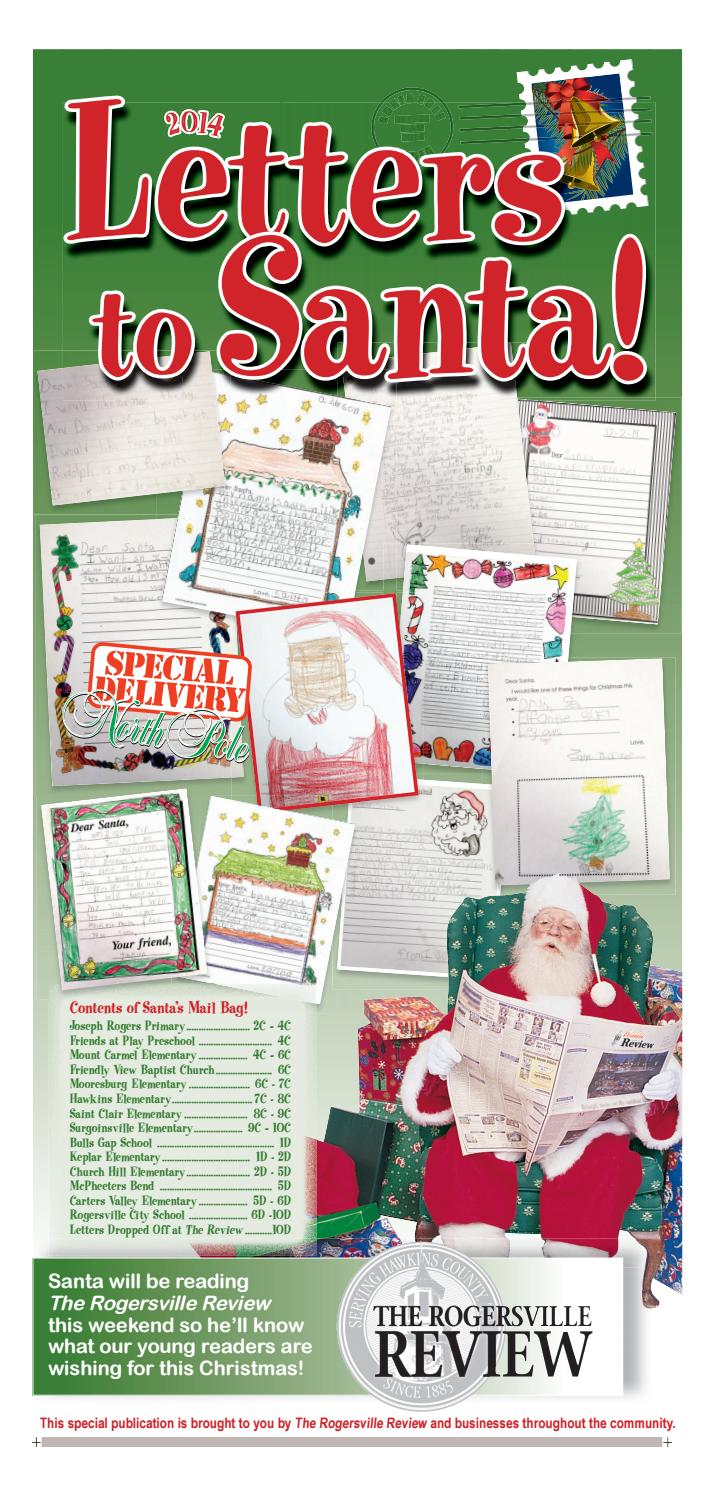Letters To Santa 2014 By Discover Hawkins County Issuu Place first in all twelve 200cc cups to unlock gold mario as an alternate color for metal mario. letters to santa 2014 by discover