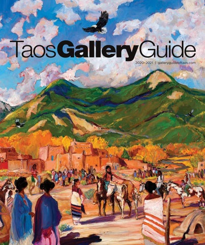 Taos Gallery Guide 20 21 By The Taos News Issuu