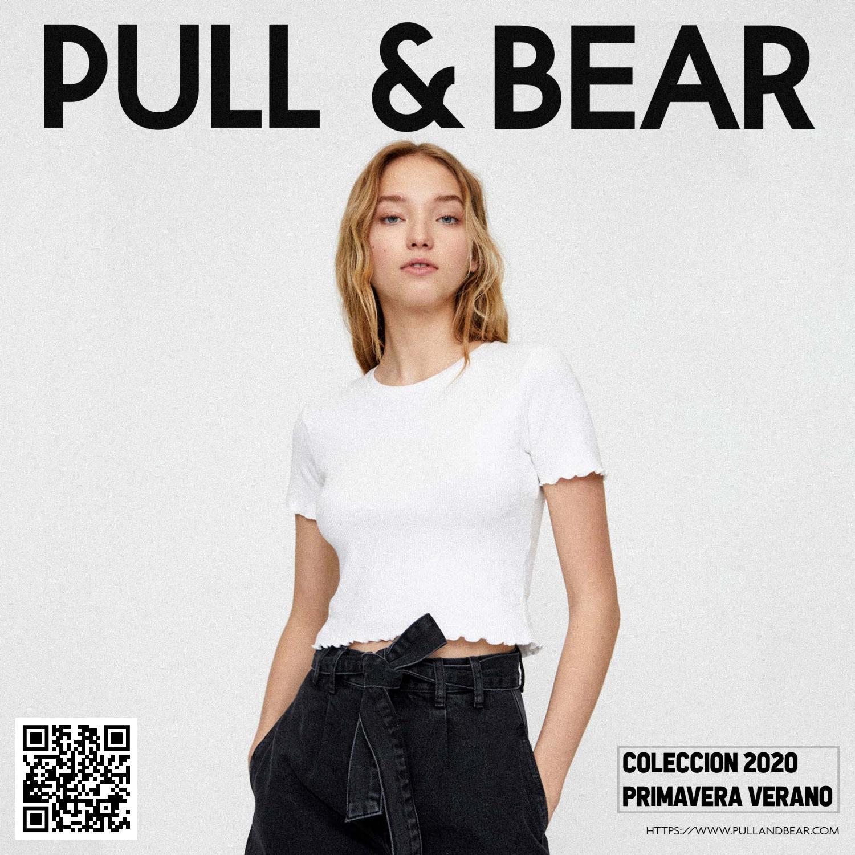 Catálogo Pull And Bear By Josué Tesorero Issuu