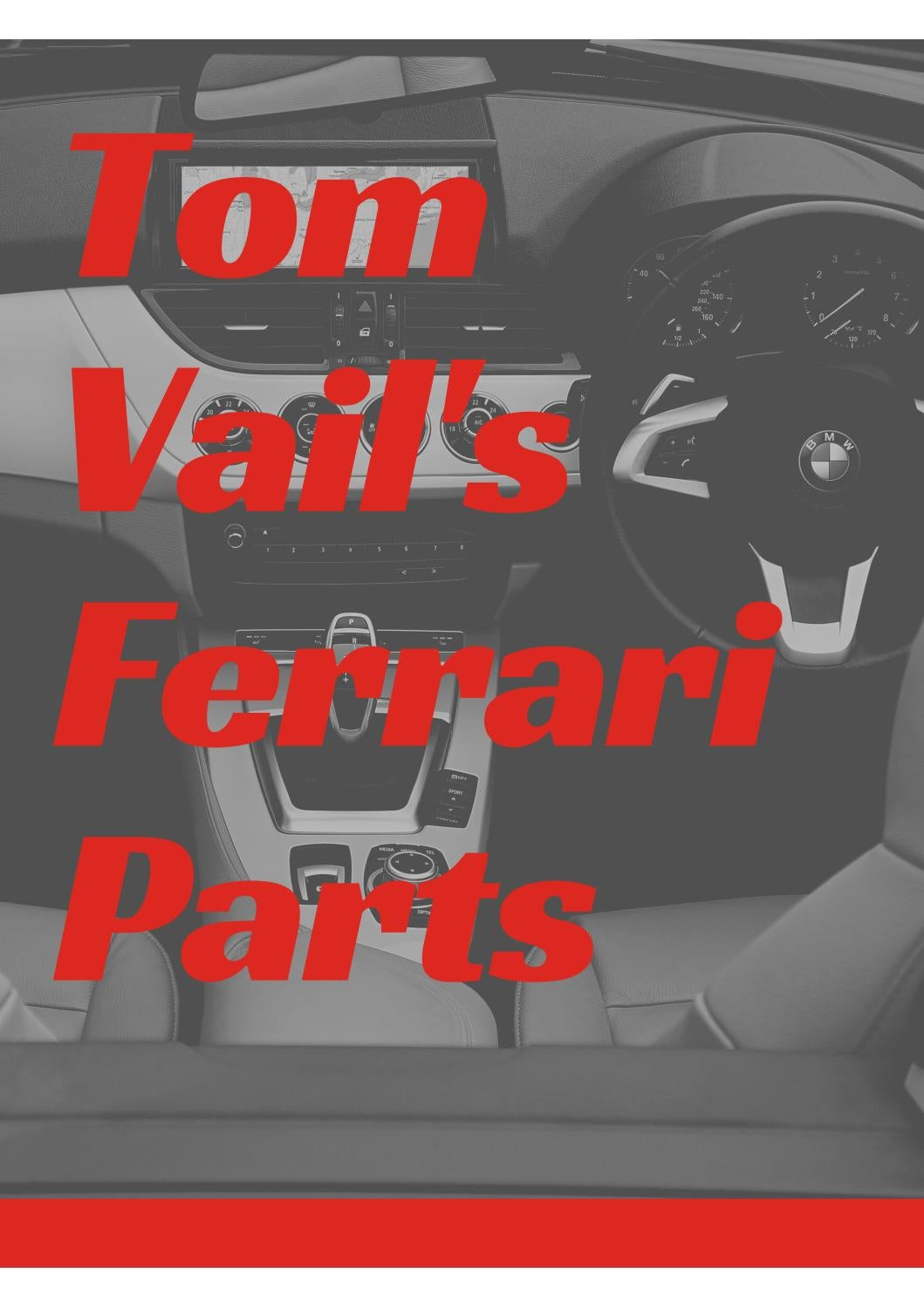 Looking For The All Ferrari Parts To Restore Your Ferrari F40 Parts By Allferrariparts09 Issuu