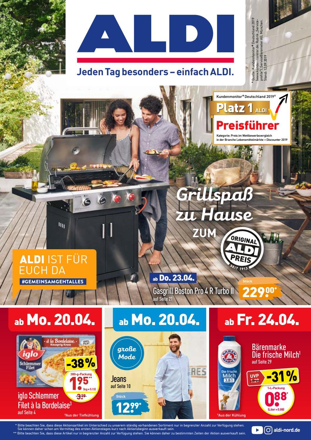 Prospekt Von Aldi Vom 20 04 2020 By Kps Verlagsgesellschaft Mbh Issuu