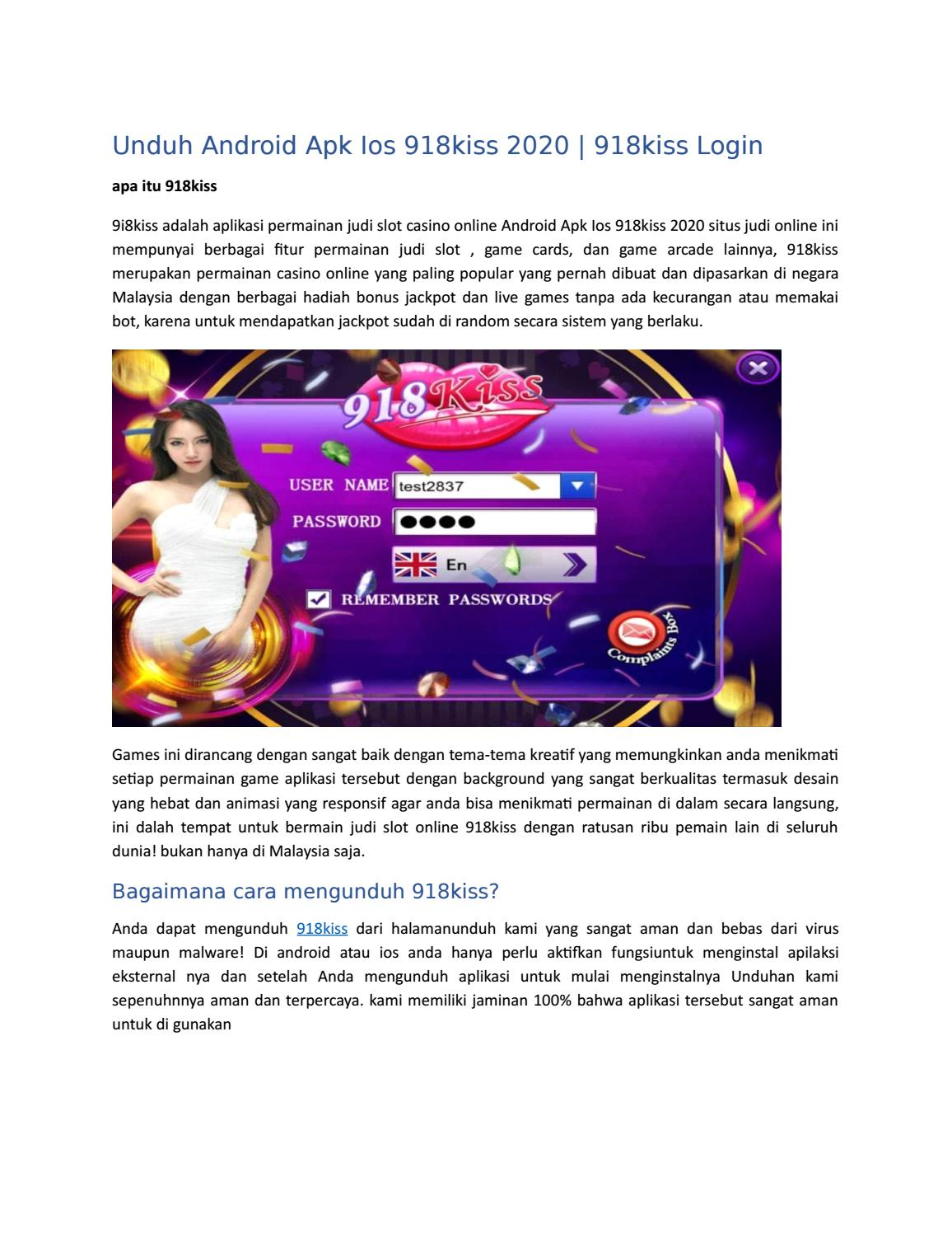918 Kiss Login Marketing Tips For Using This Hot Strategy By Rudic303 Issuu