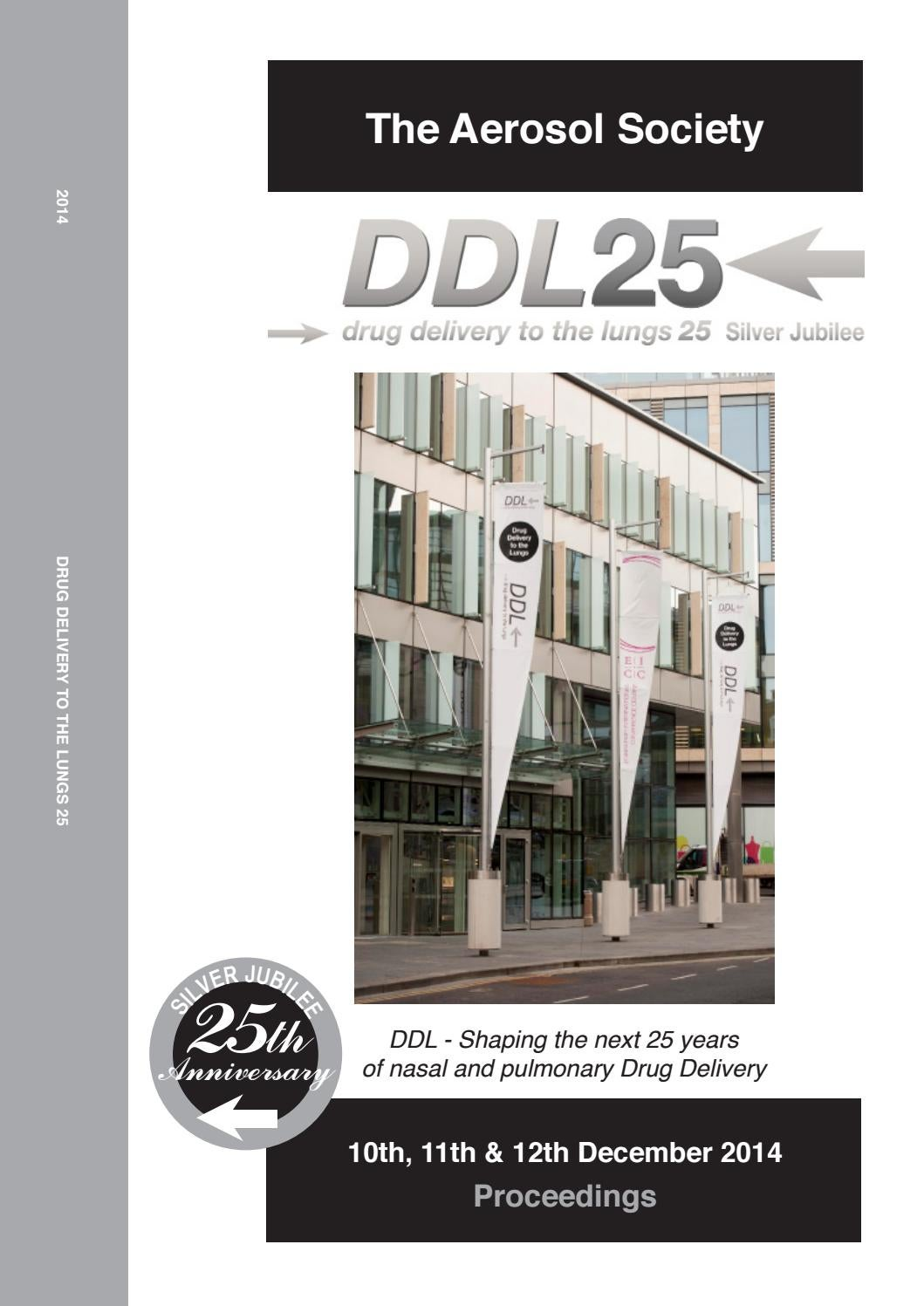 Ddl2014 Digital Proceedings Ddl25 By Info Ddl Conference Issuu