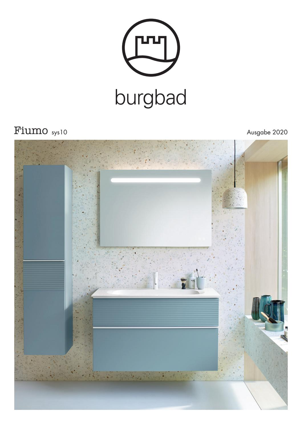 Burgbad Fiumo Sys10 2020 By Sanilux Issuu